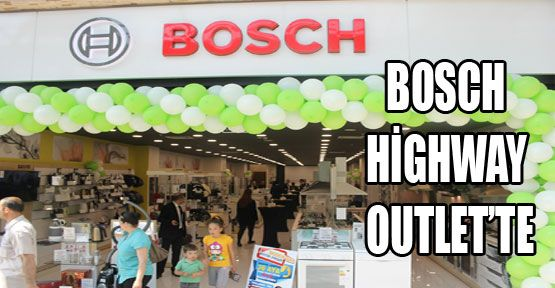 Bosch h ghway outlet te for Bosch outlet