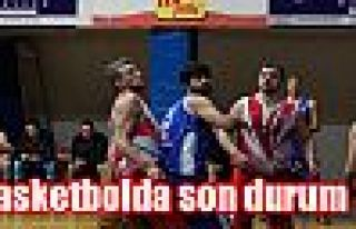Basketbolda son durum